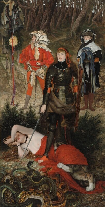 James_jacques_joseph_tissot_triumph_of_the_will_-_the_challenge)