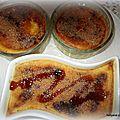 crème brûlée - recette facile