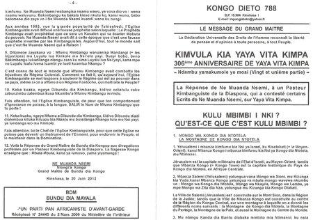 KONGO DIETO 788 a