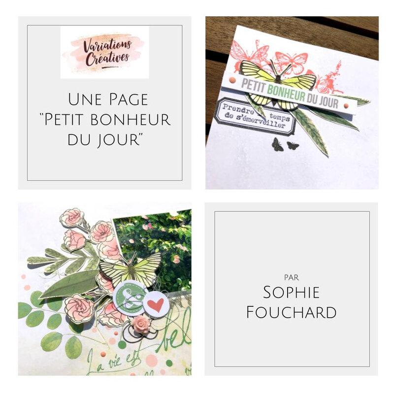 SLIDE CRÉATION PAGE SOPHIE FOUCHARD