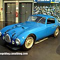 Simca Gordini type 15S coupé de 1950 (Cité de l'Automobile Collection Schlumpf à Mulhouse) 01