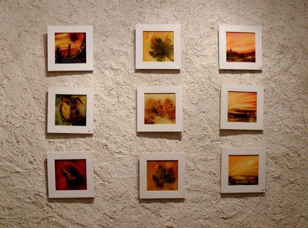 Galerie, fond : Lange