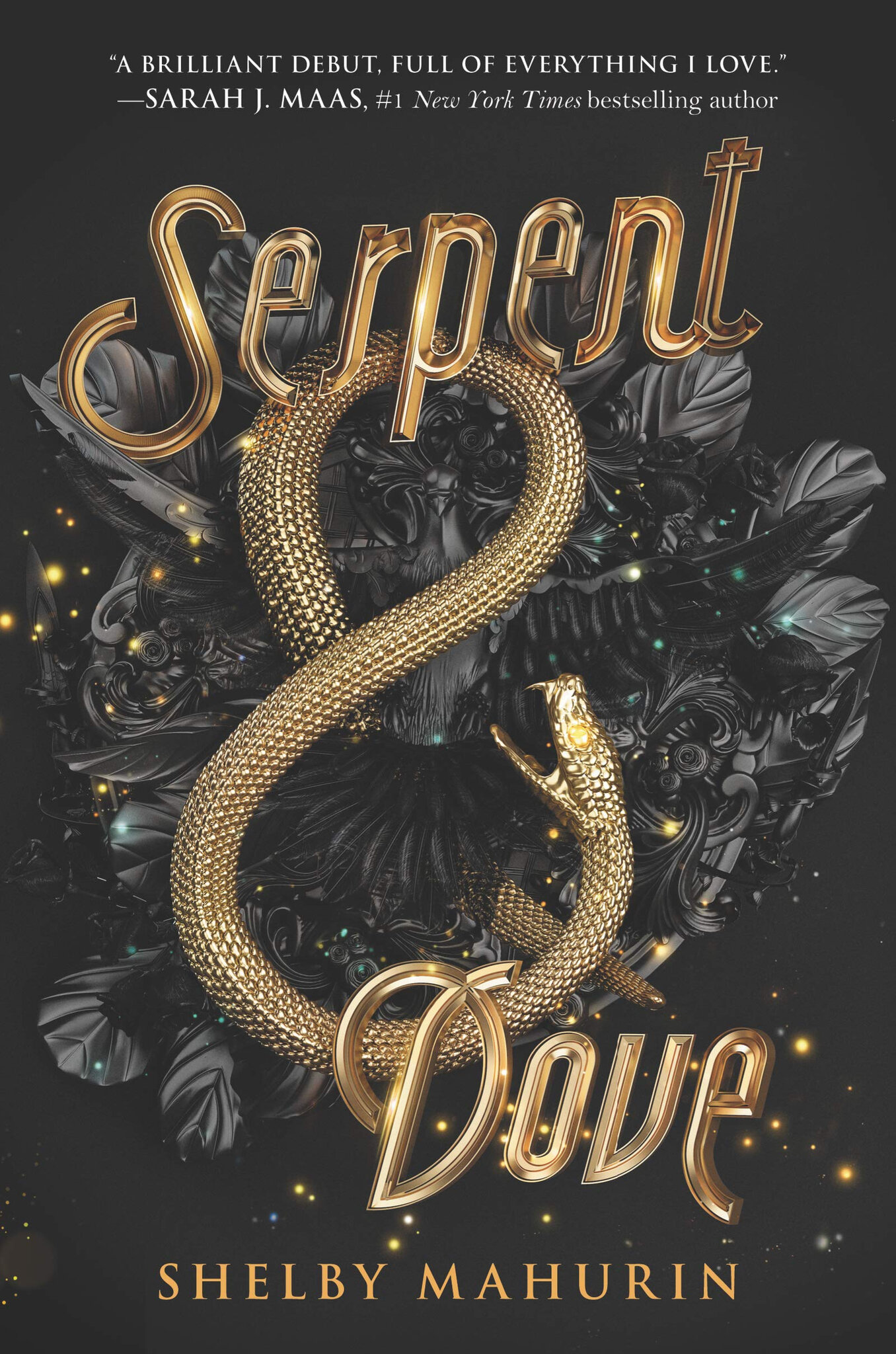 Serpent & Dove#1, Shelby Mahurin