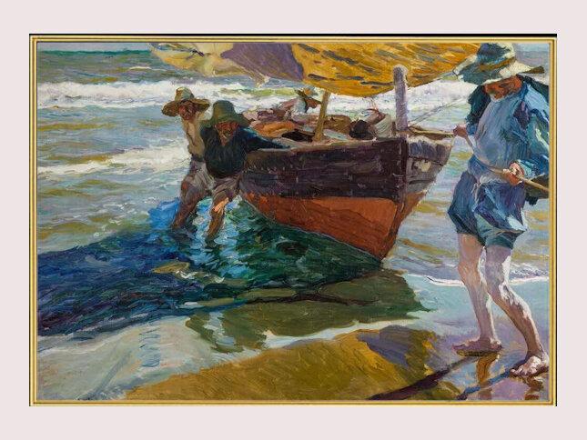 039-Le Retour de la pêche