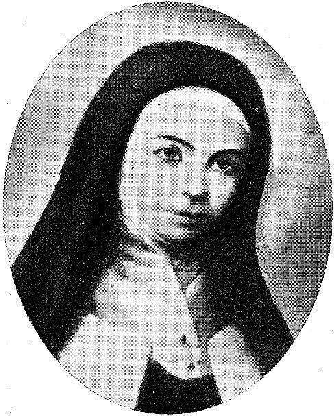 Soeur Marie de Saint Pierre
