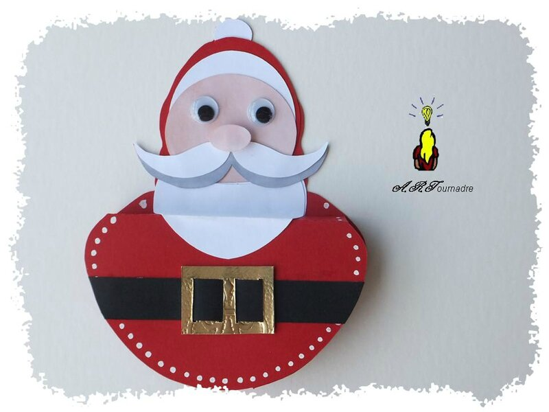 ART 2012 10 bloc post-it Pere noel