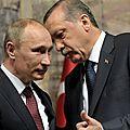 Erdogan : vers un revirement à l'italienne ?