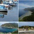Corse: fin du séjour.