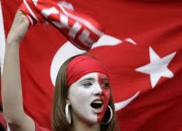 supportrice turquie