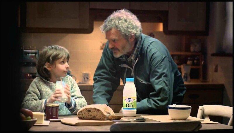 lactel bio publicite