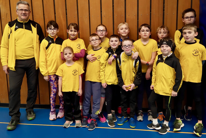 CSCVH KIDS ATHLÉ ST-QUENTIN 2020 groupe