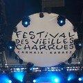 Festival les vieilles charrues 2008 : les 1er noms