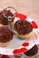 Cupcakes vegan chocospeculoos