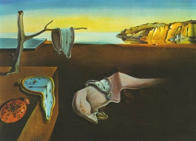 The Persistence of Memory,