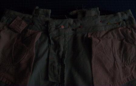 couture sac jean's assempler le sac et les anses