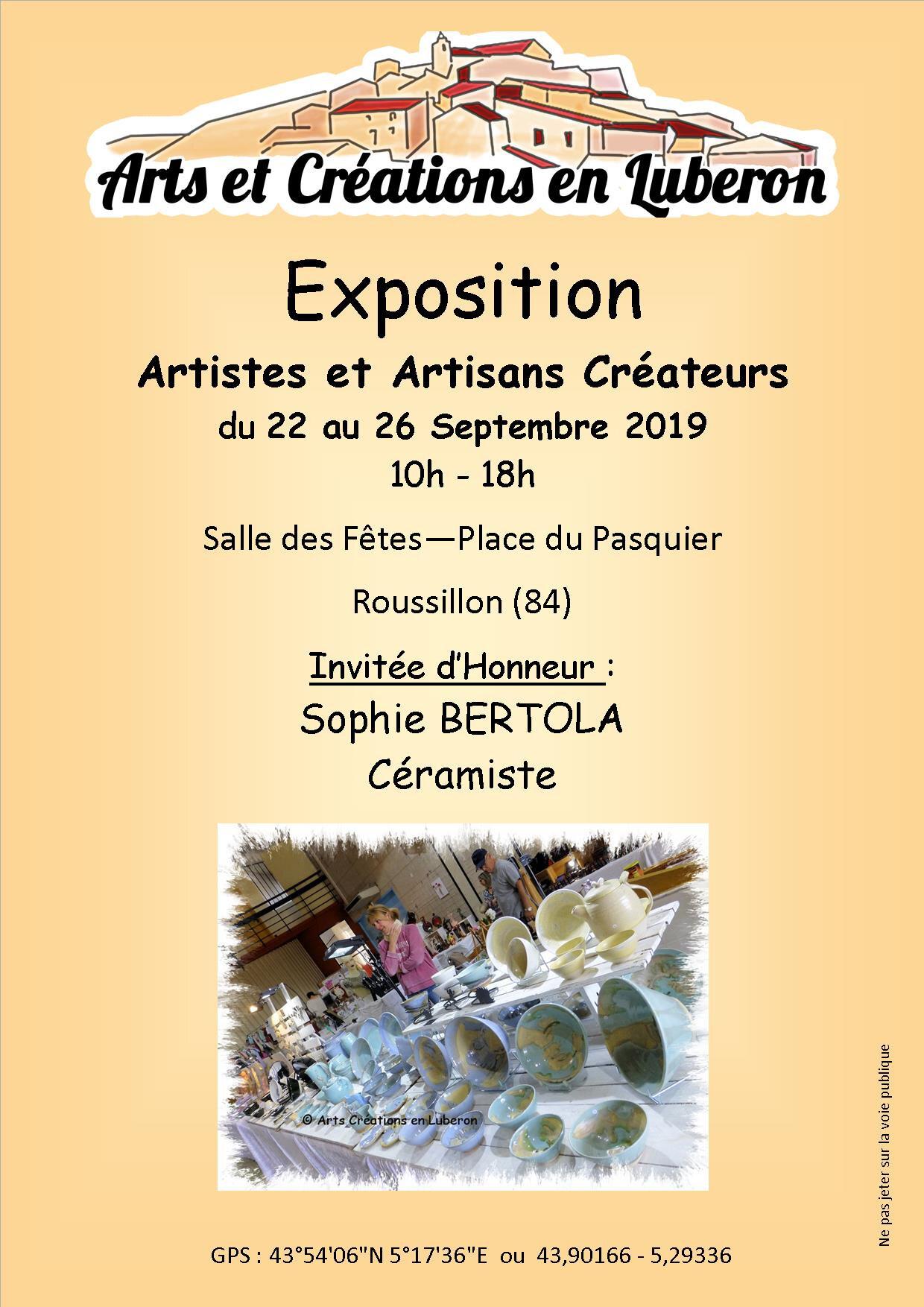 Exposition de Septembre