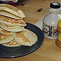 American breakfast !