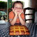 Le gâteau à la carotte de téophile
