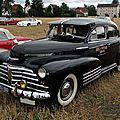 Chevrolet fleetline 4door sedan-1948