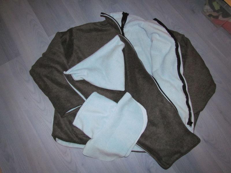 veste de portage homme grise et bleu ciel (5)