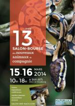 Affiche salon des NAC Still