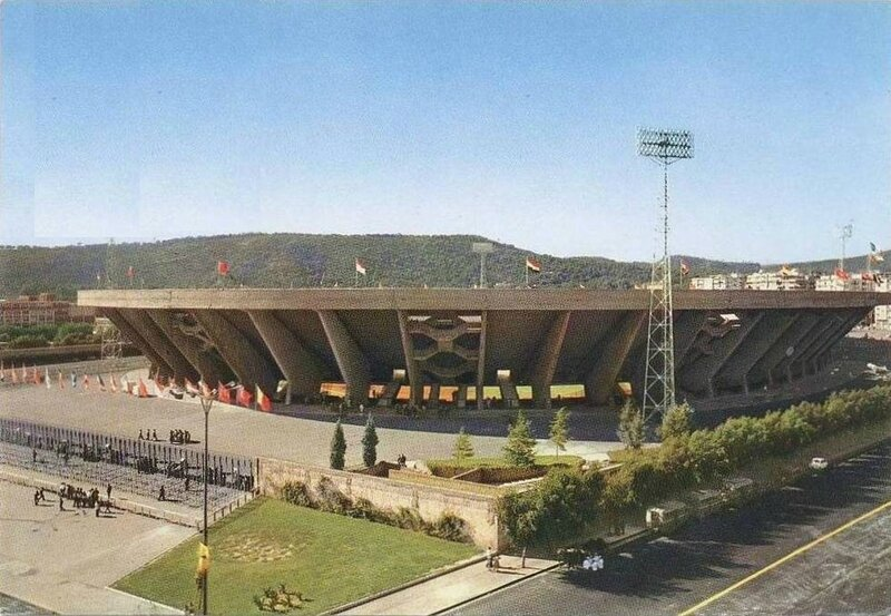 CPM Italie Stade San Paolo Naples