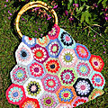 Mamy bag aux couleurs du printemps