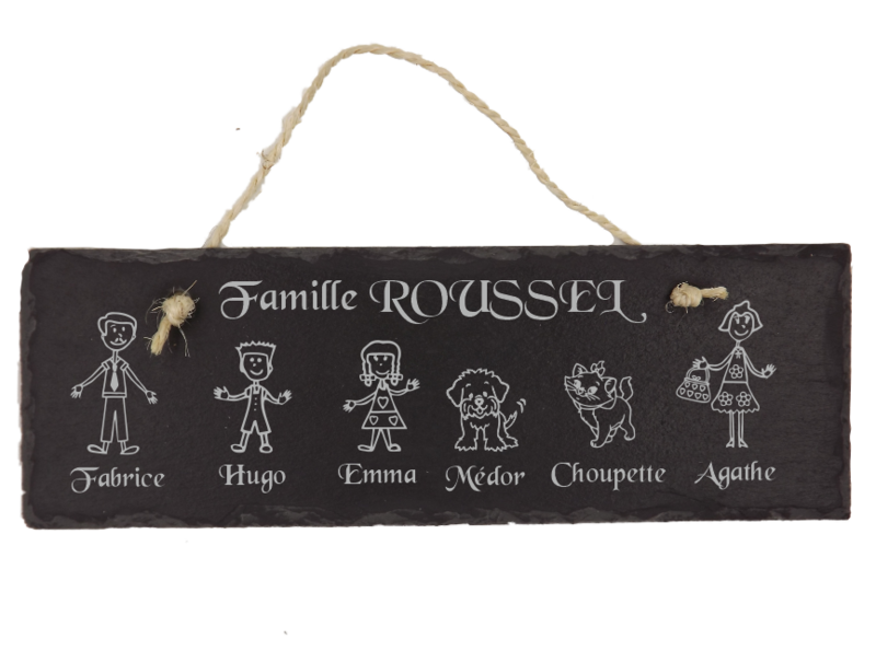 famille Roussel