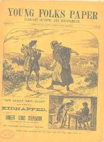 1886 Parution de Kidnapped par Stevenson