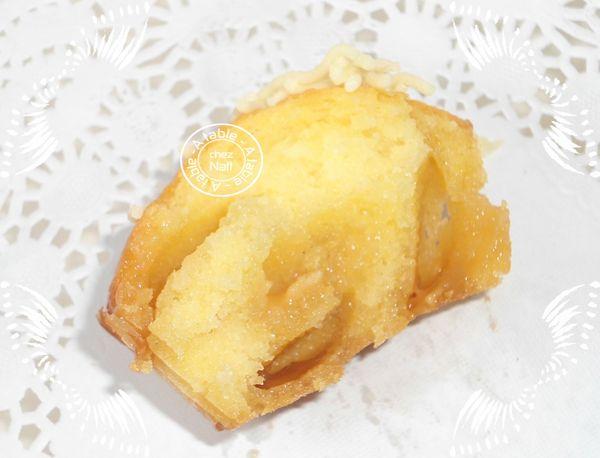 muffins au chocolat blanc de Sorawel 2