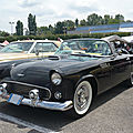 FORD Thunderbird 2door convertible avec continental kit 1956 Illzach (1)
