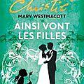 Mary westmacott -