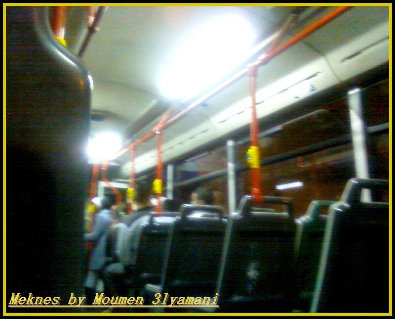 City Bus Meknes
