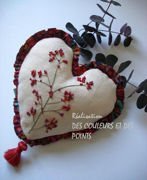 Coeur aux froufrous 1