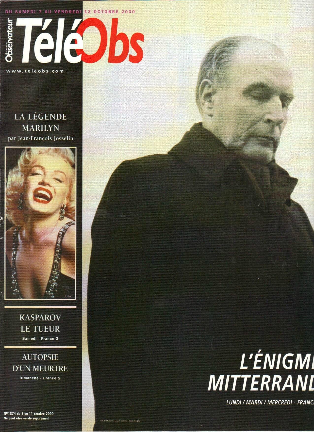 Télé Obs (fr) 2000