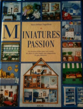 Miniatures Passion bleu