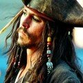 Capitaine jack sparrow.