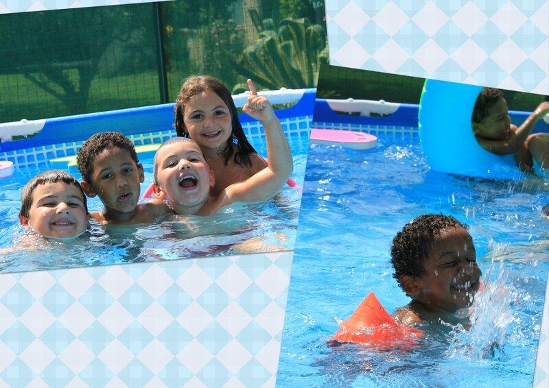 piscine copains
