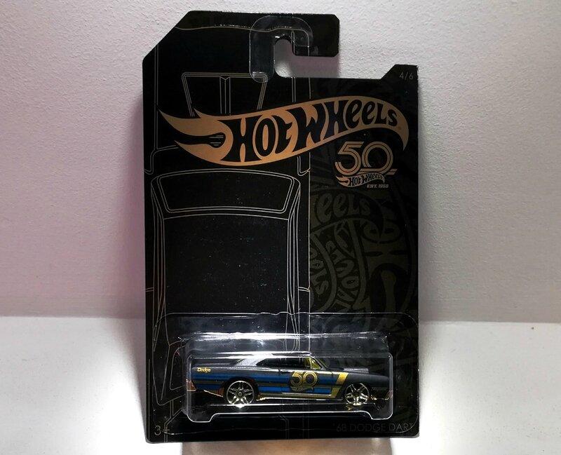 Dodge Dart de 1968 (Hotwheels) 03