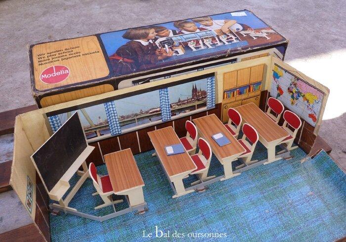 105 Blog Vintage Brocante Ecole Modella