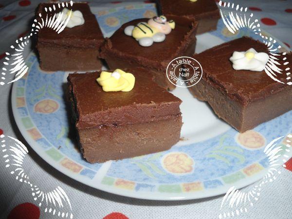 gâteau au chocolat et mascarpone 2