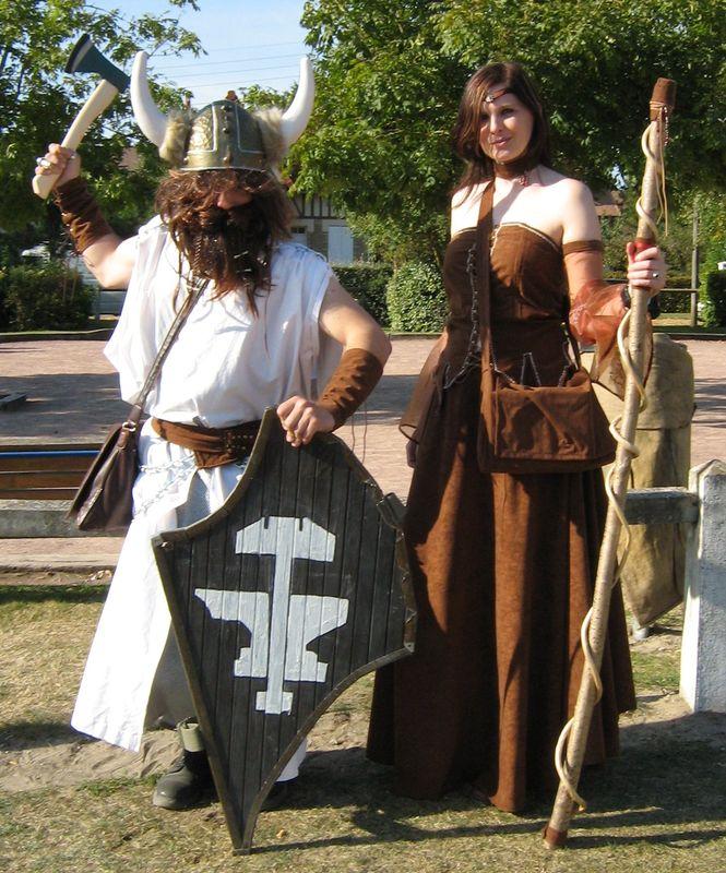 Mon homme et moi - Cidre et dragon 2008
