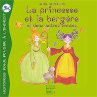 la princesse et la bergere