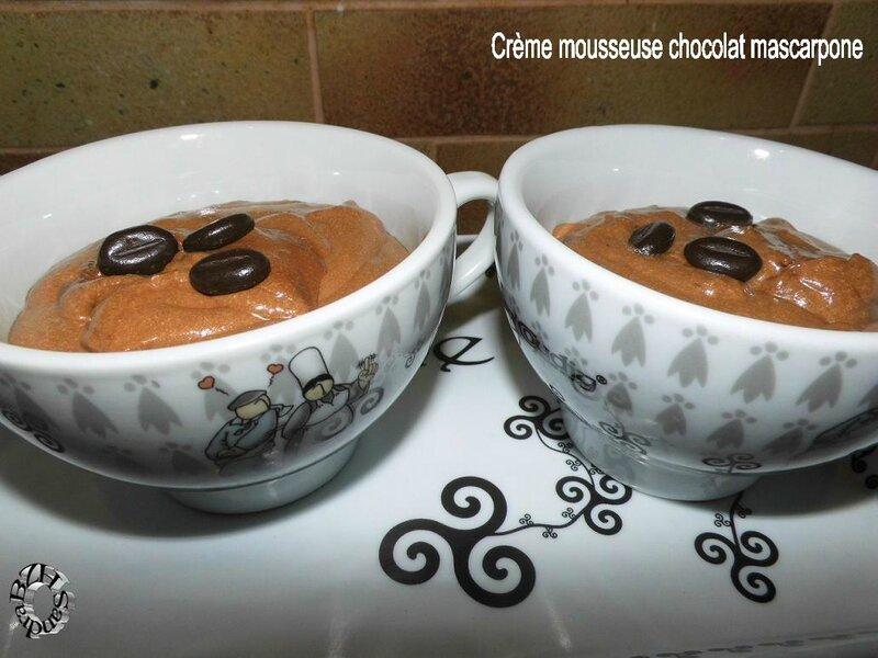 1114 Crème mousseuse chocolat mascarpone 2