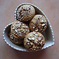 Muffins full amande