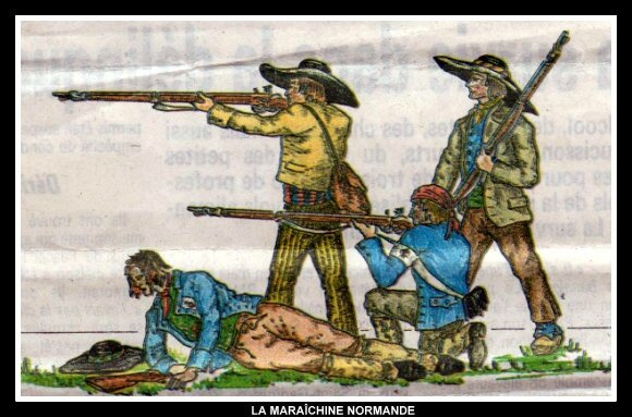 Vendéens combattants