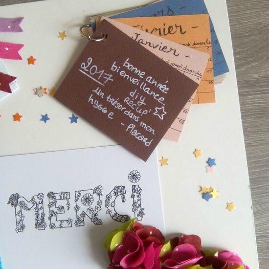 happy mail agenda de poche et gratitude