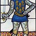 Hughes de kevelioc de meschines, 5ème comte de chester, vicomte d'avranches (1147 monmouth-1181 leek)