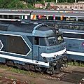 BB 67512 bleue, Strasbourg