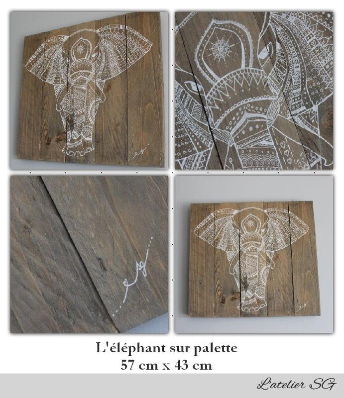 elephant palette